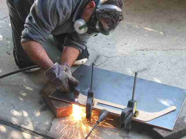 mig welder and plasma cutter