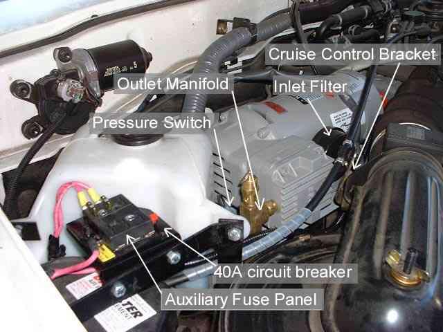 thomas air compressor rh george4wd taskled com Embraco Compressor Wiring Diagram HVAC Compressor Diagram